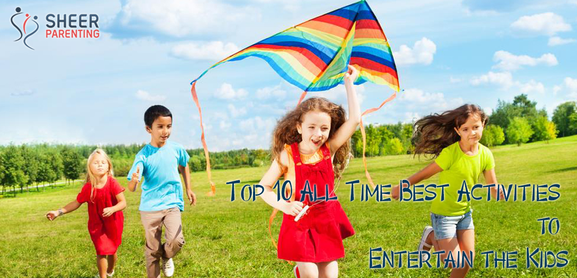 activities_to_entertain kids