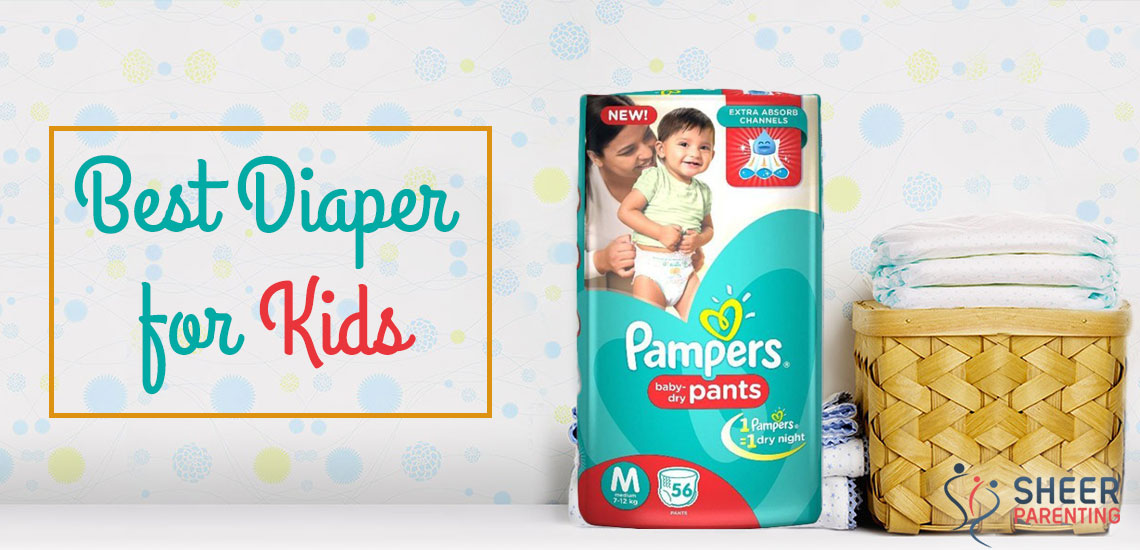Pampers are Best Diapers
