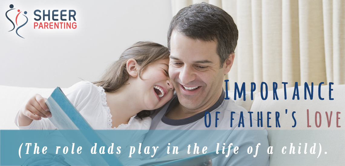 importance of fathers love I present to you, why i love my father, by the readers of pe: from cheryl (new brunswick, canada): what i love about my father, and have only come to appreciate in recent years, is how he simply accepts 'what is' in life.